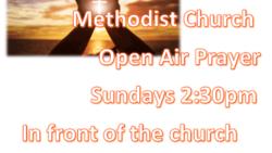 open air invite